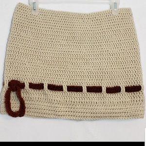 Dresses & Skirts - Crocheted skirt